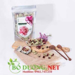 hoa cẩm chướng khô